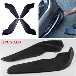 Car spoiler - front shovels 2 pieces