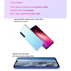 Xiaomi Redmi Note 8 Global Version 6.3 inch 3GB RAM 32GB ROM Dual Sim 4G Smartphone