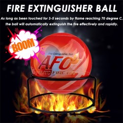 Anti-fire-ball - non-toxic - 4.13inch fire extinguisher ball - throw stop fire - 0.5kg